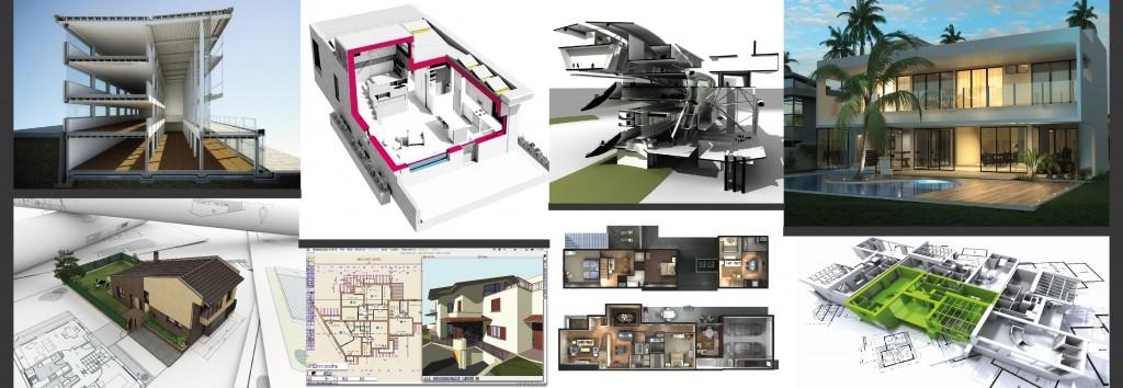 Modelação e Imagens 3D foto-realistas em Paços de Ferreira