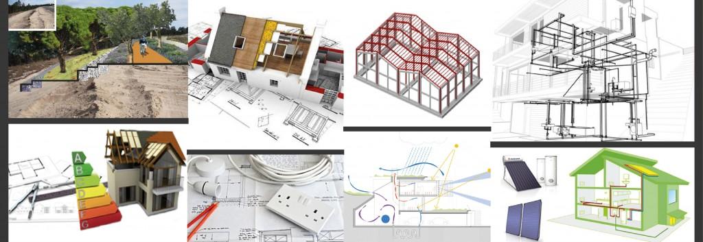 Projectos de Especialidades de Engenharia em Paços de Ferreira