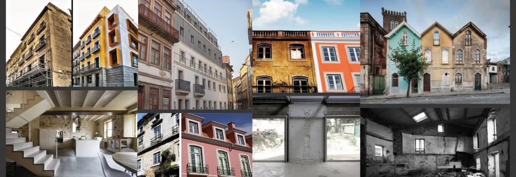 Projetos de Reabilitação em Portugal